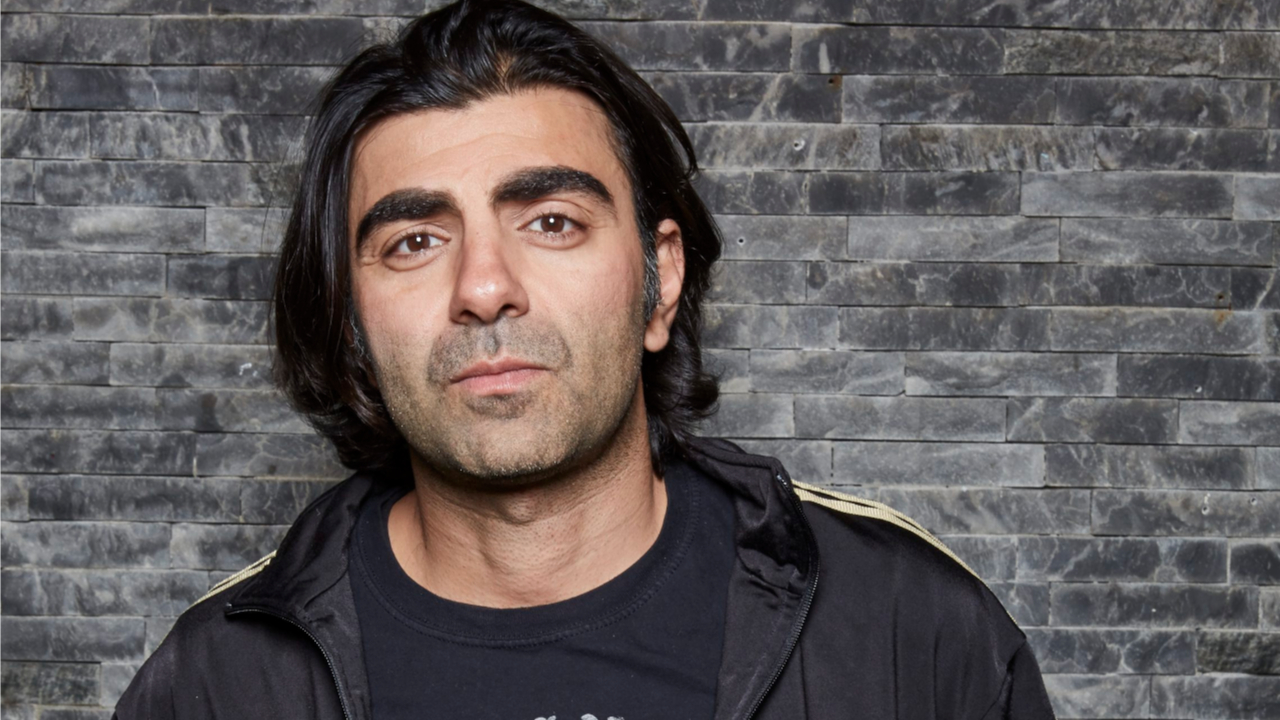 Il regista tedesco Fatih Akin
