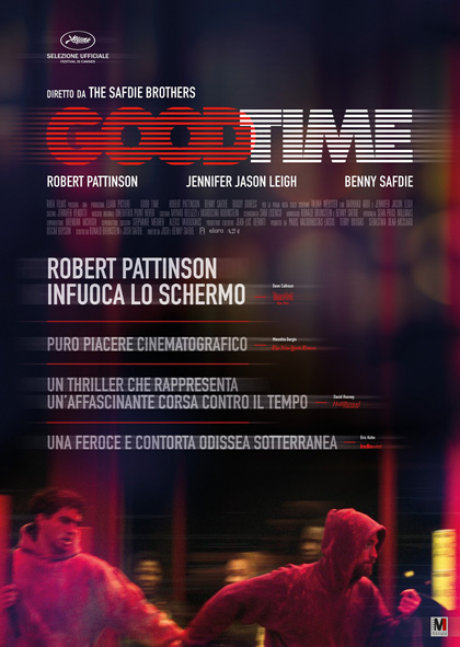 Jennifer Lawrence incontri Robert Pattinson